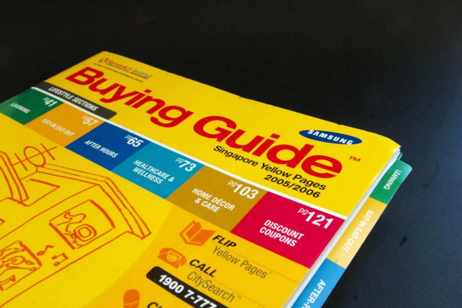 Yellow Pages to shut its print platform: 7 things about the phone