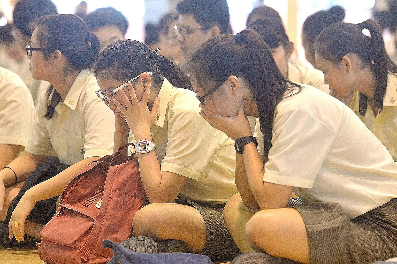Singapore Students Suffer From High Levels Of Anxiety Study Parenting Education News Top Stories The Straits Times