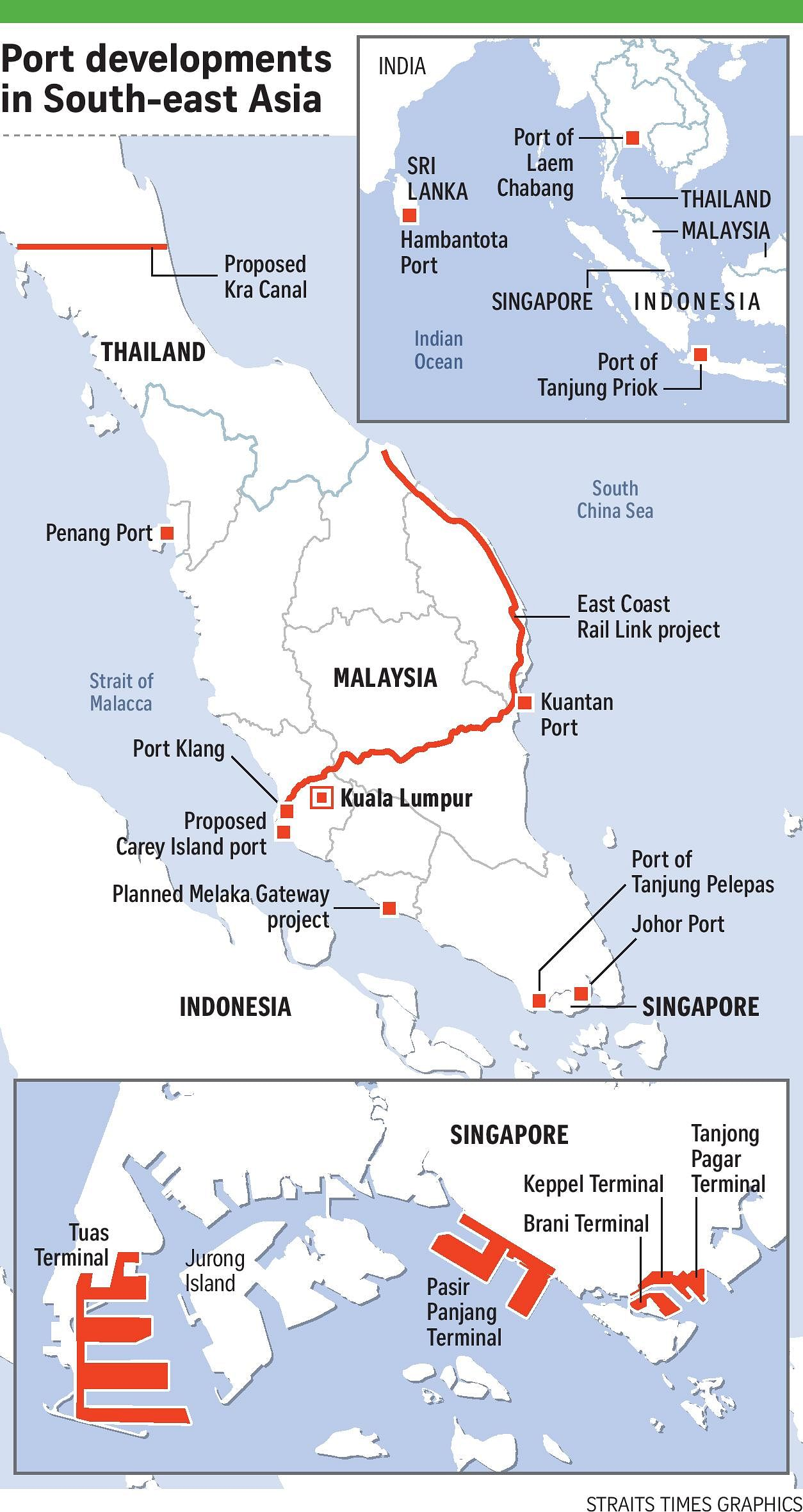 Singapore geared up to keep its spot as major port, Business