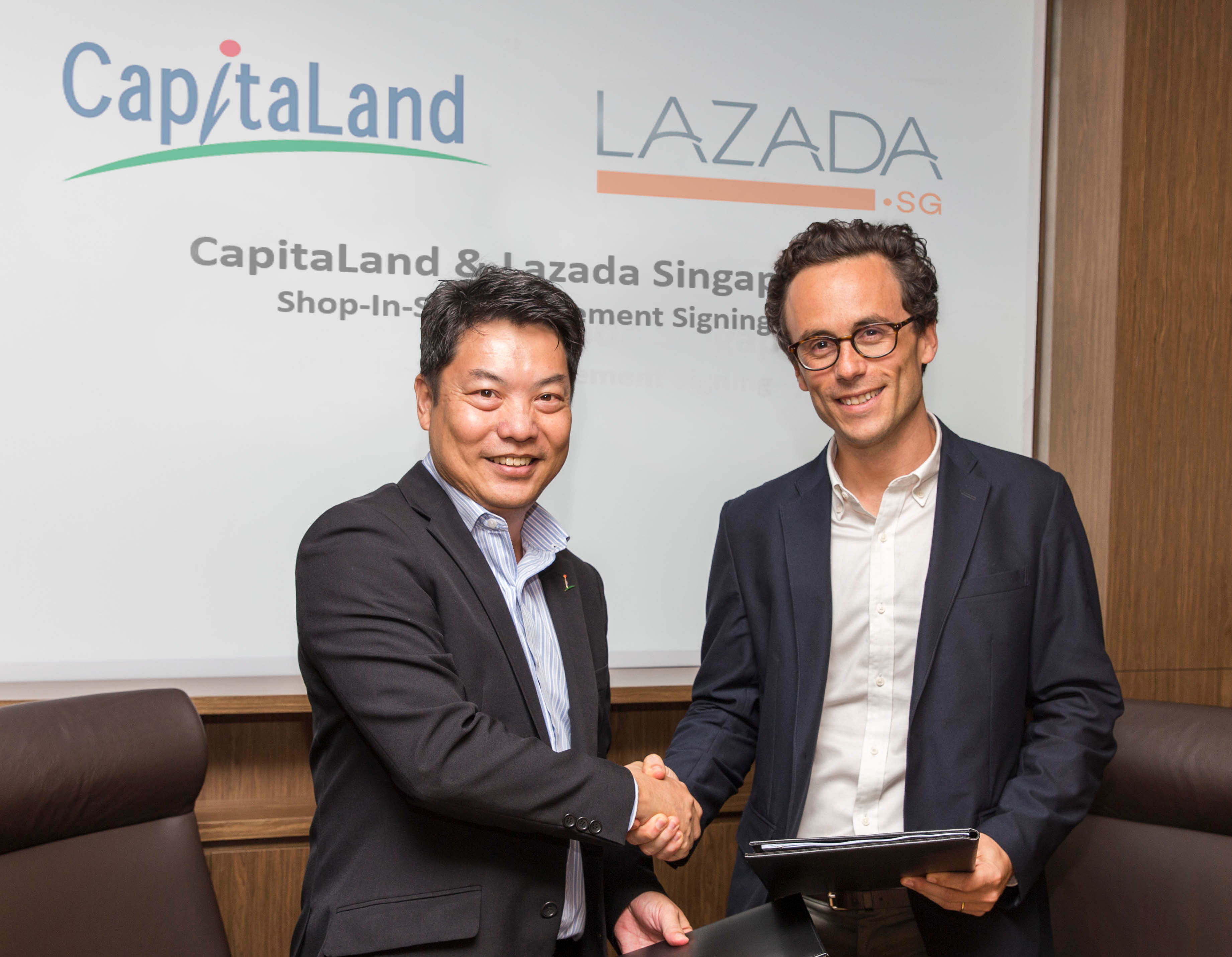 Image result for CapitaLand to manage Alibaba's Shanghai HQ, launch mall on Lazada