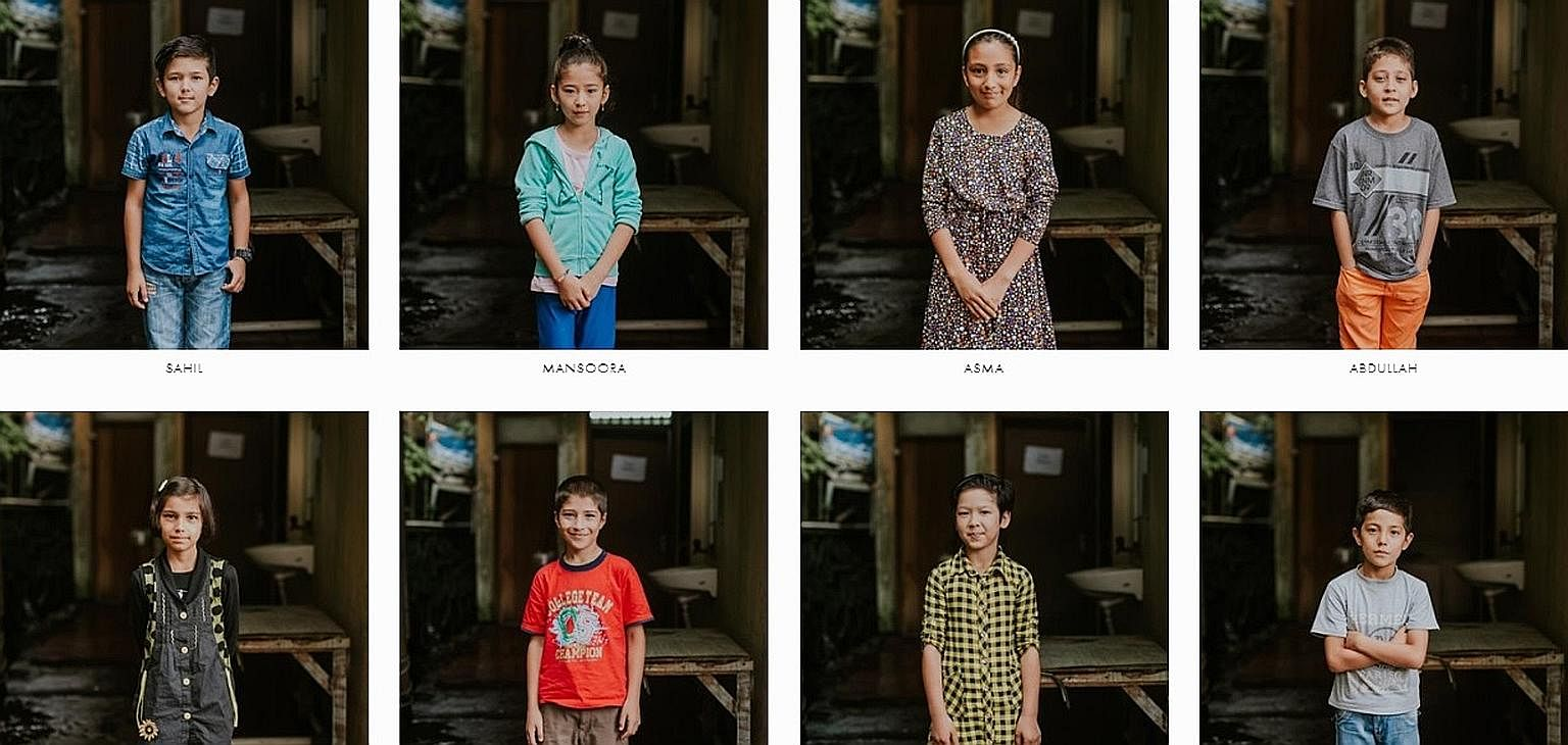 Prabhu Silvam and Kenneth Lee spent 12 days in Cisarua. For many of the kids interviewed for The Lost Children Of Cisarua, it was their first time being photographed.