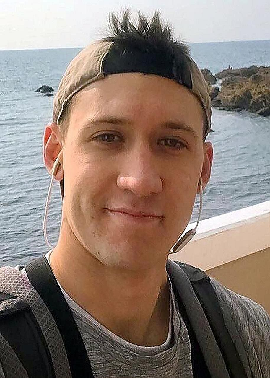 Sailor Dustin Louis Doyon's family said they were proud of his service to the country.