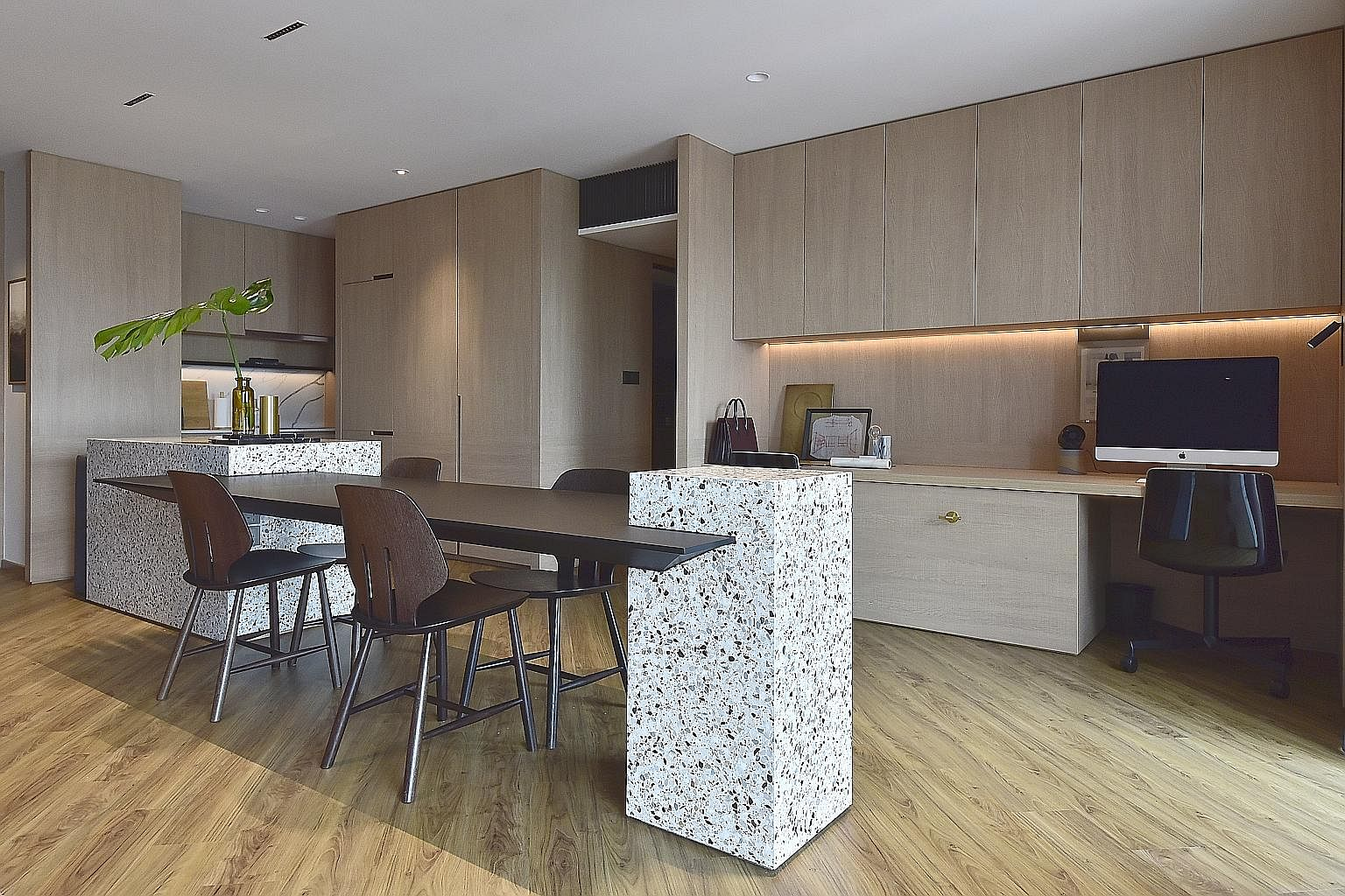 A peek into designer HDB flats owned by interior designers, Home ...