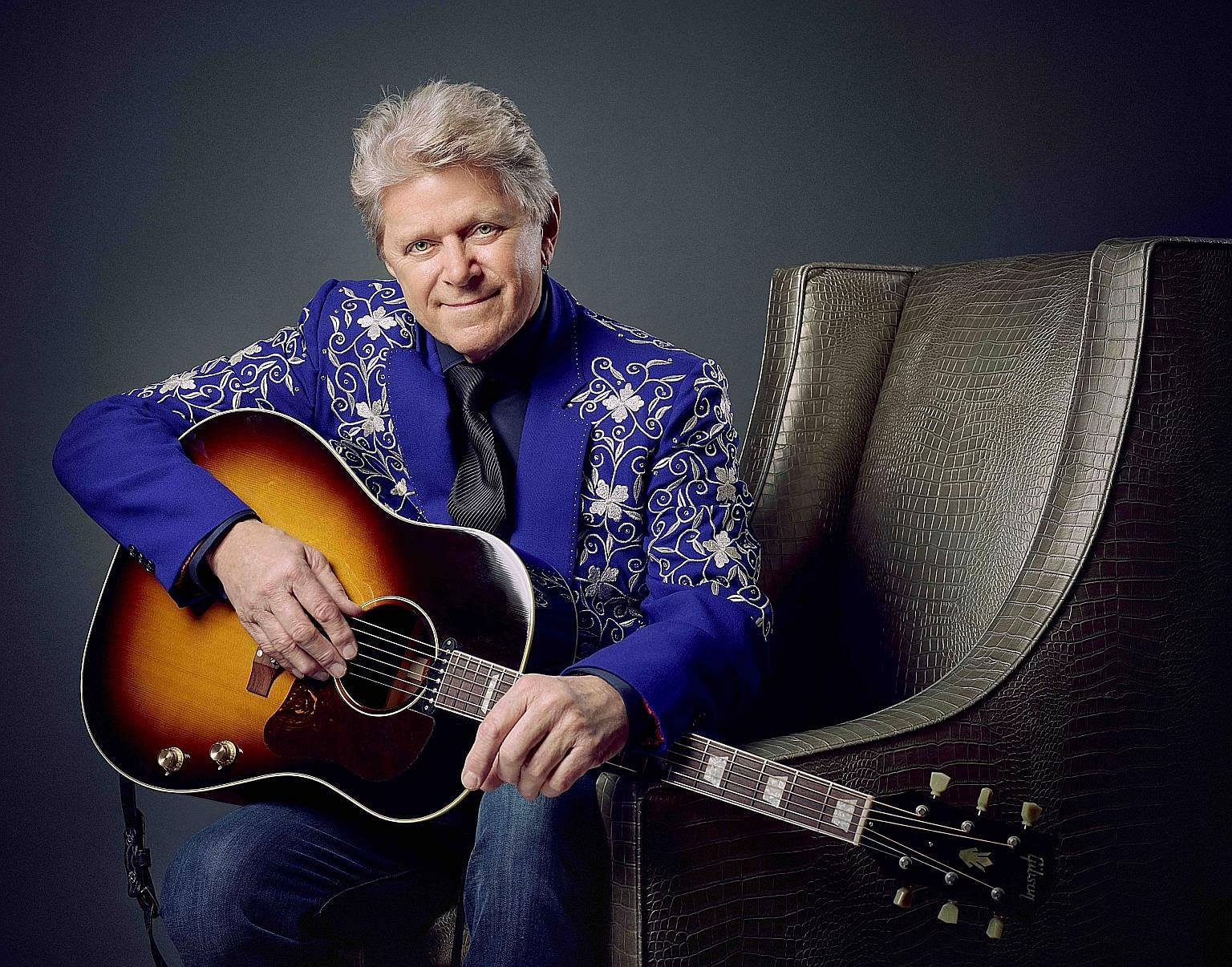 American Singer Peter Cetera Still Draws The Crowd After 50 Years Entertainment News Top Stories The Straits Times