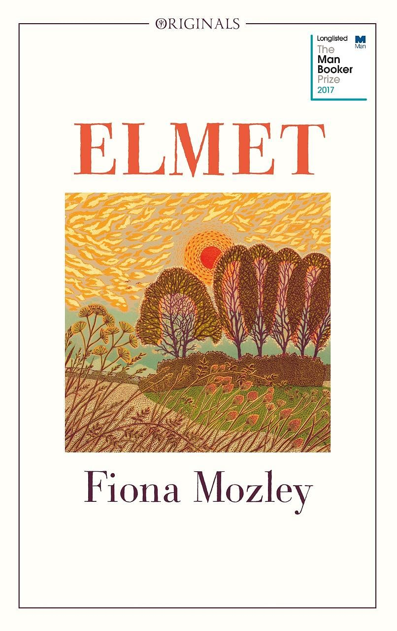 Elmet by Fiona Mozley is about a rural community in Yorkshire.