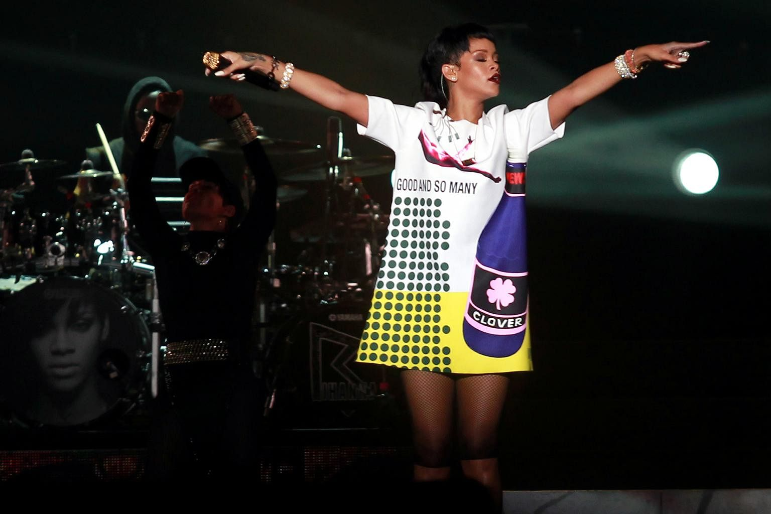 Singapore F1s Top Onstage Moments And Hot After Parties To Check