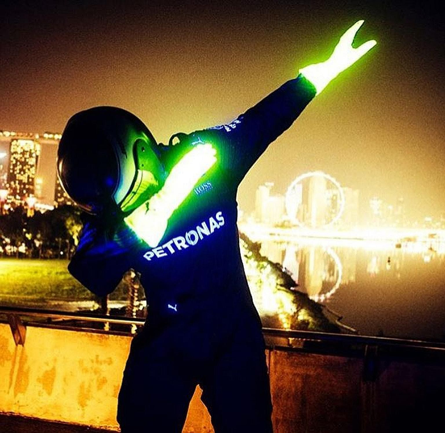 Cool! Stunning! Spectacular! Take a bow, we can only describe this dab in glowing terms.
