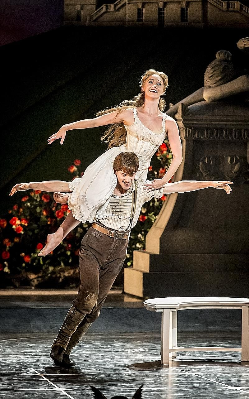 Matthew Bourne's ballet Sleeping Beauty was among the Esplanade's programmes in the last financial year, which chalked up a total attendance of more than two million.