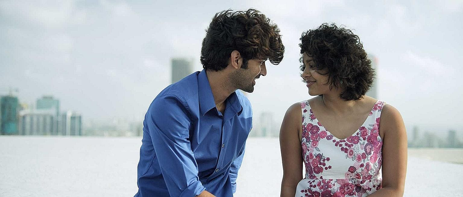 The Man Who Brought Down The White House; and Barun Sobti and Shahana Goswami (both above) in You Are My Sunday.