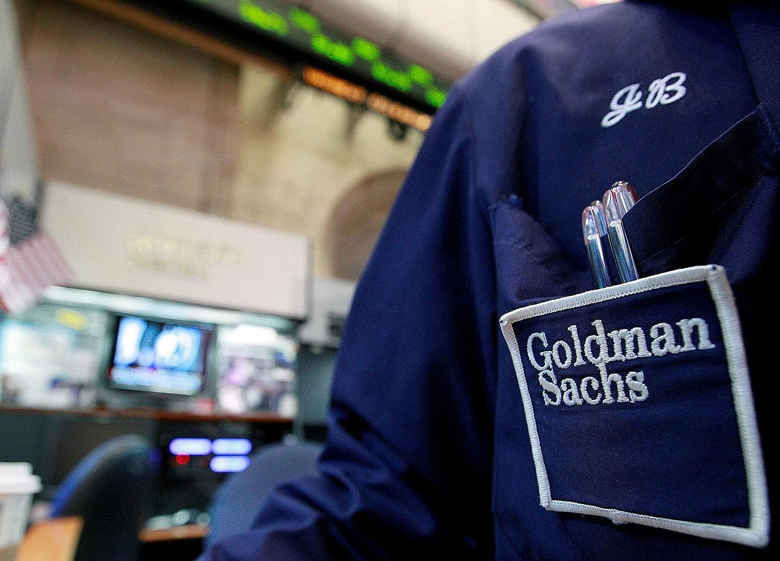 Early adopters like Goldman Sachs are working with tech, including machine-learning software that improves itself by searching data for patterns.