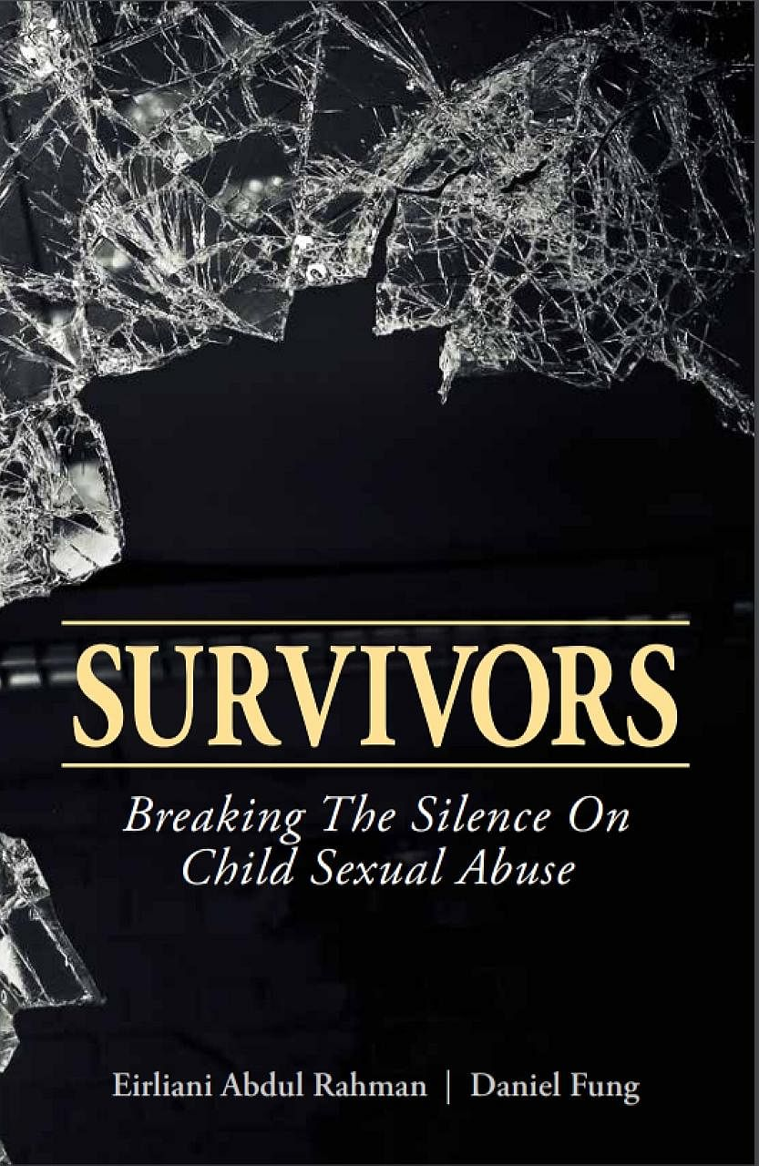 The book will be launched on Nov 15. The authors started Yakin to help people who were sexually violated when they were children.