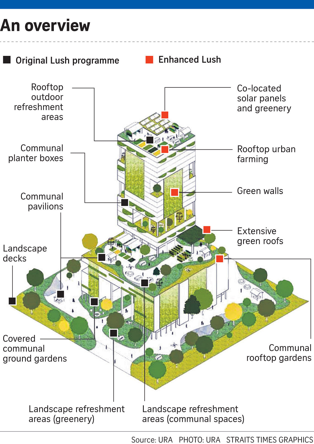 More Rooftop Gardens Urban Farms Planned Environment