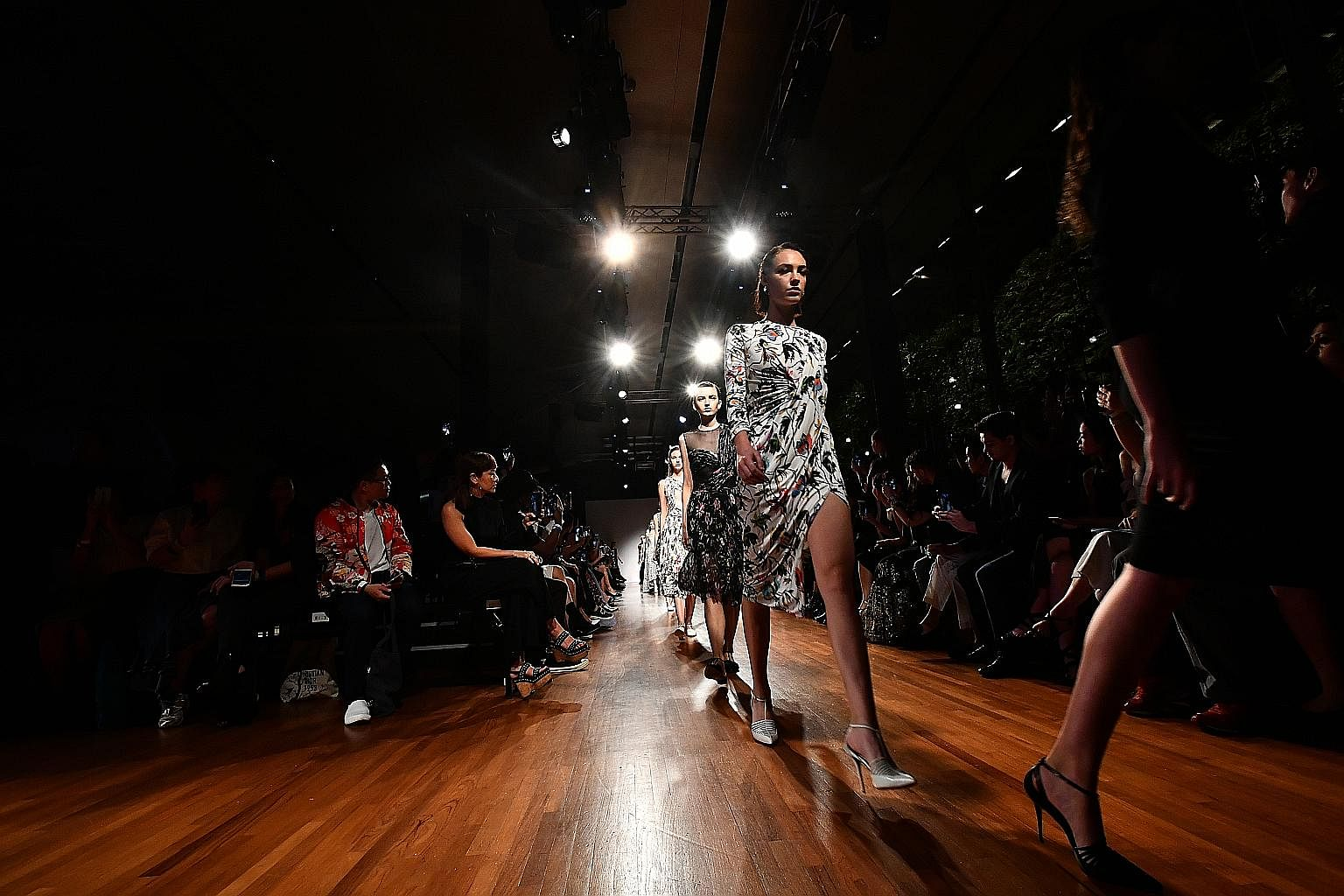 The Curtain Falls On Singapore Fashion Week Fashion News Top Stories The Straits Times