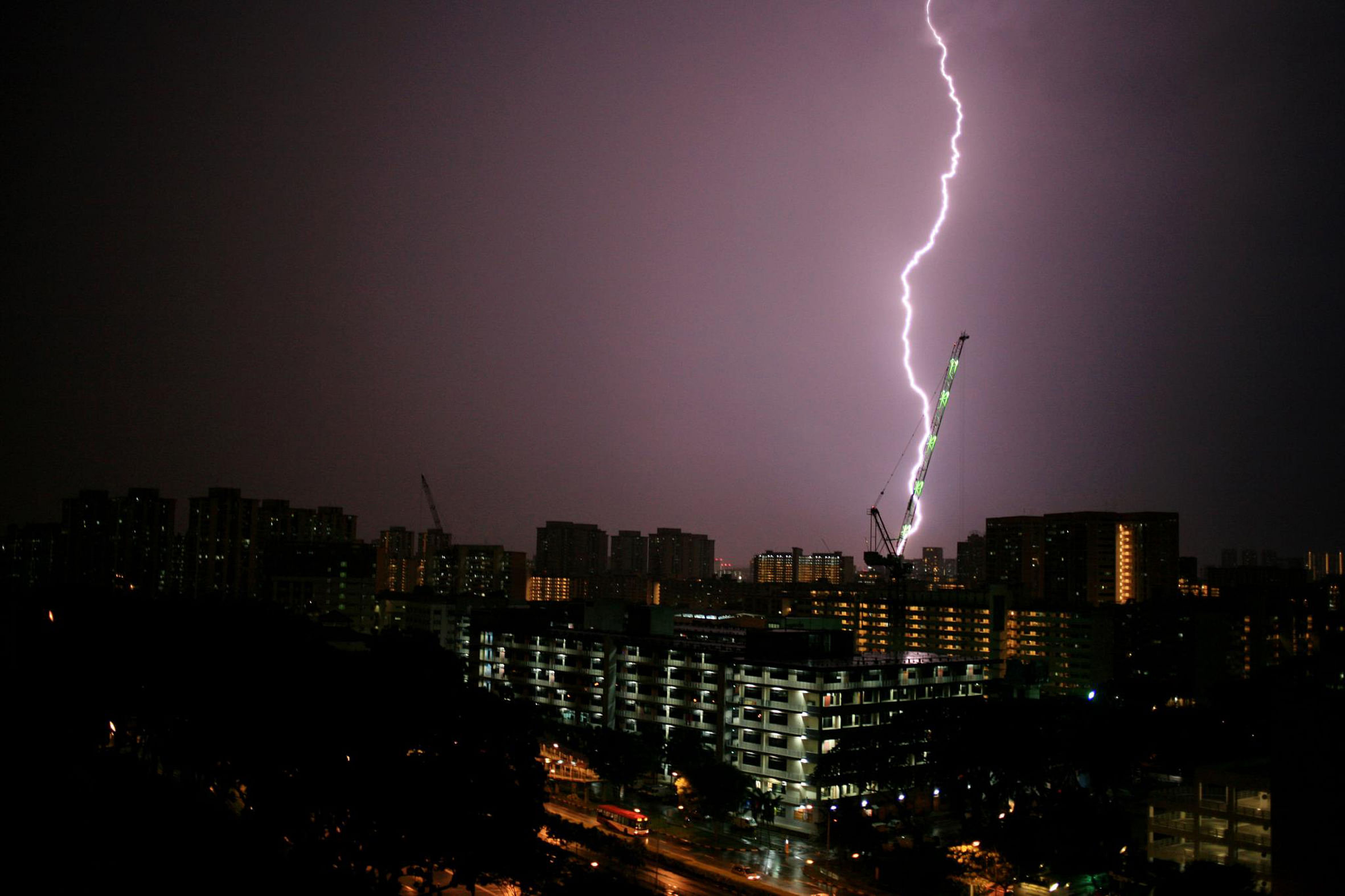 Opinion you can there be lightning without clouds think
