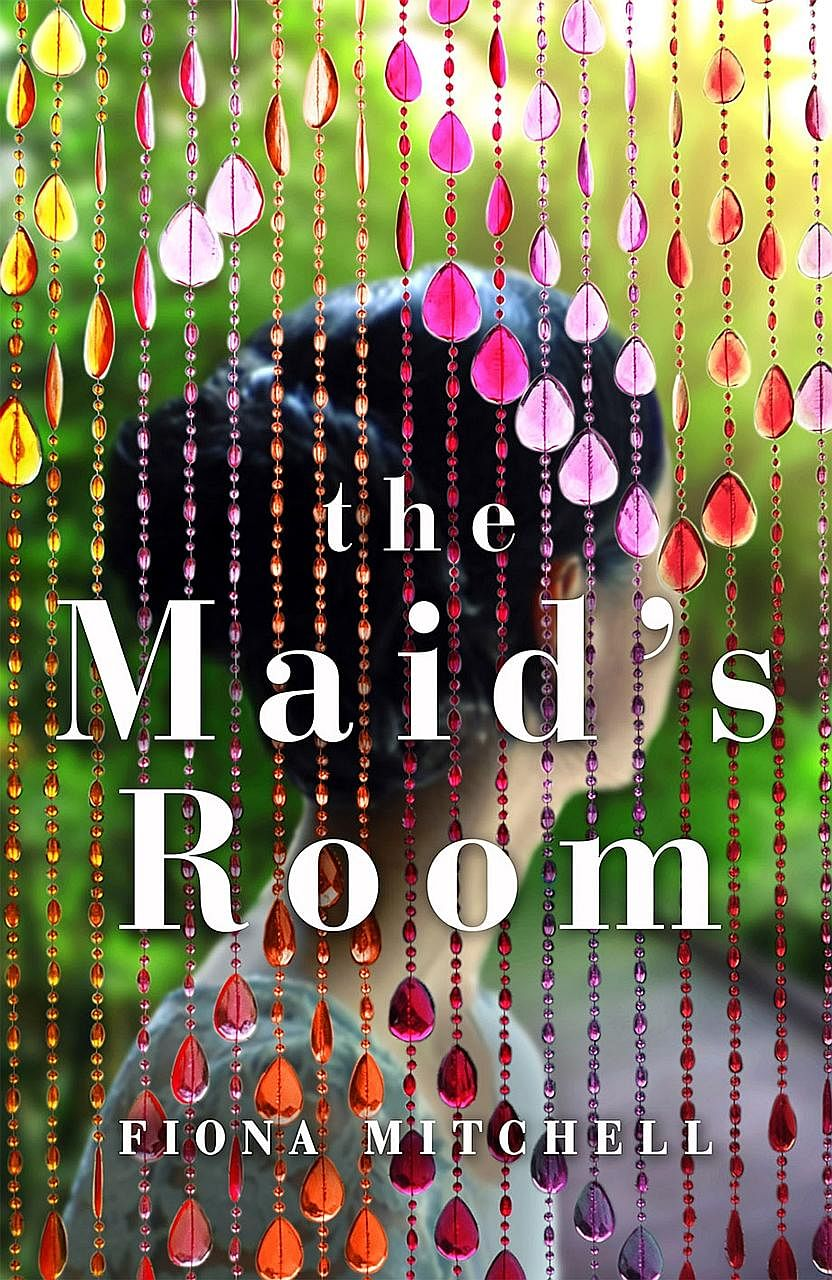 The Maid's Room, by British journalist Fiona Mitchell (right), contains sassy, likable characters.