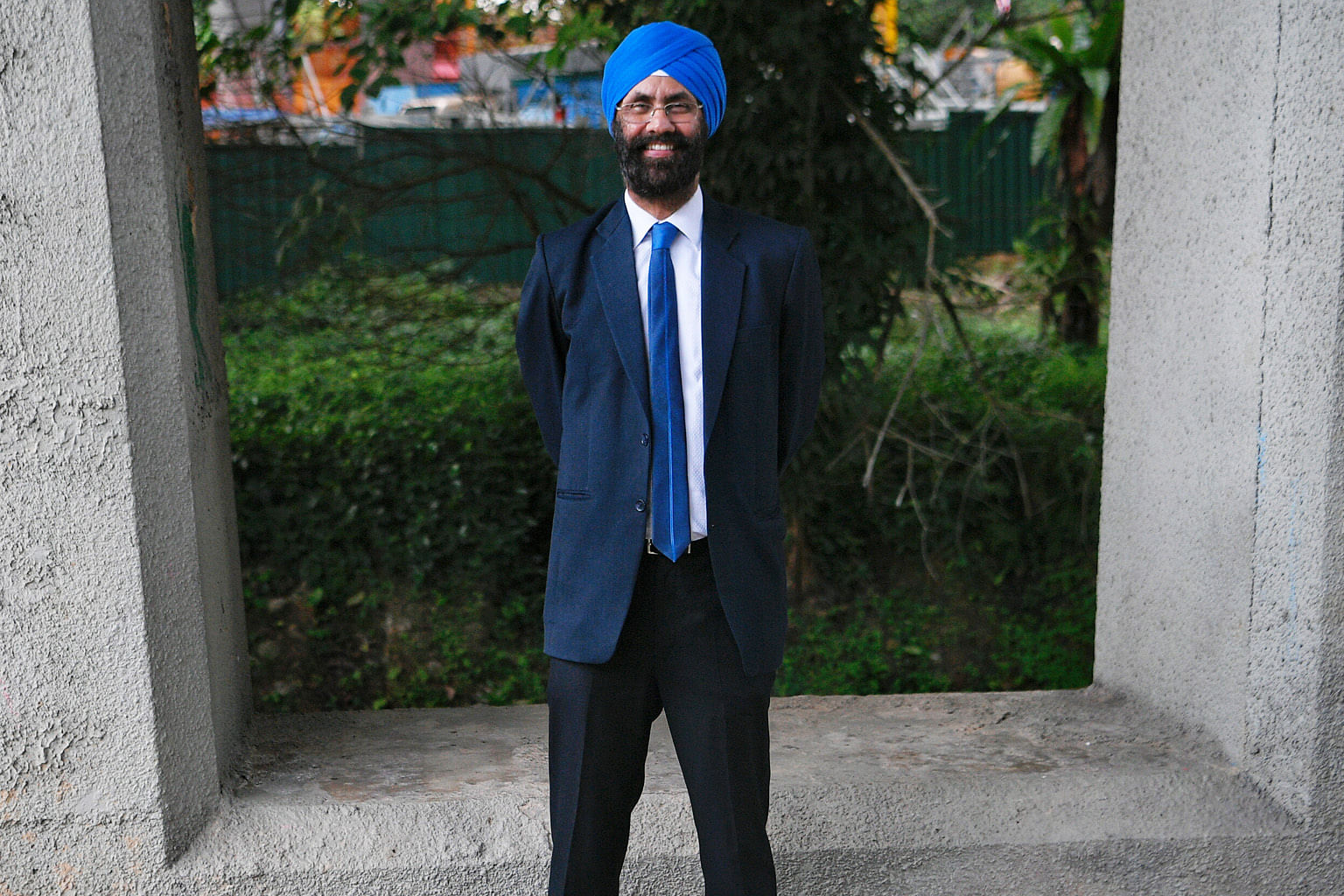 Every December for the past 14 years, lawyer Satwant Singh and a team of volunteers have lent a hand to schools in Punjab, India. They rebuild and repair schools that need upgrading.