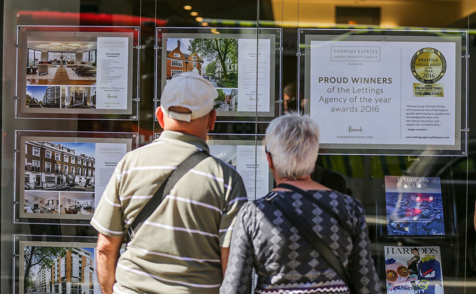 An ageing population and the end of inheritance