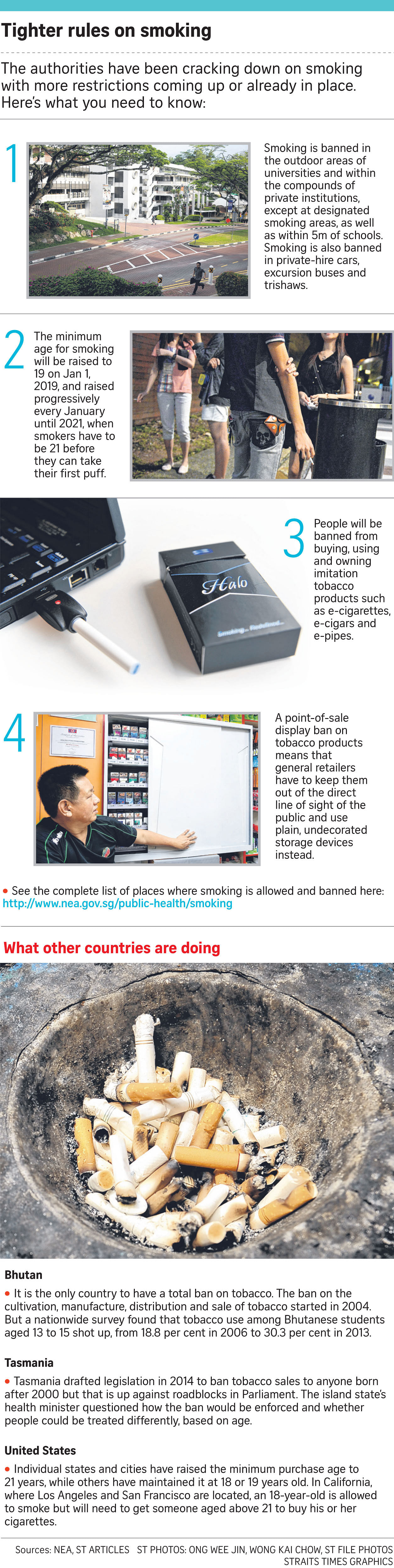askST: What do the latest rules mean for smokers?, Singapore