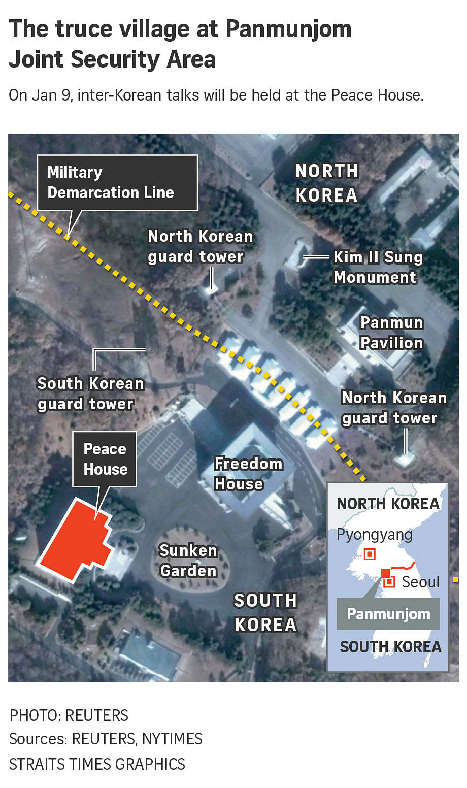 7 things to know about Panmunjom, the truce village where