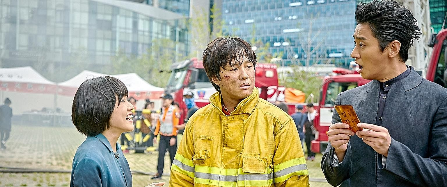 Korean Fantasy Drama Along With The Gods Is A Thrilling Tear Jerker