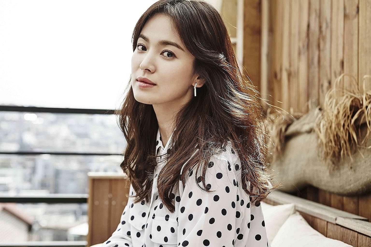 Glowing like K-drama stars such as Song Hye Kyo (above) is a gold standard for many.