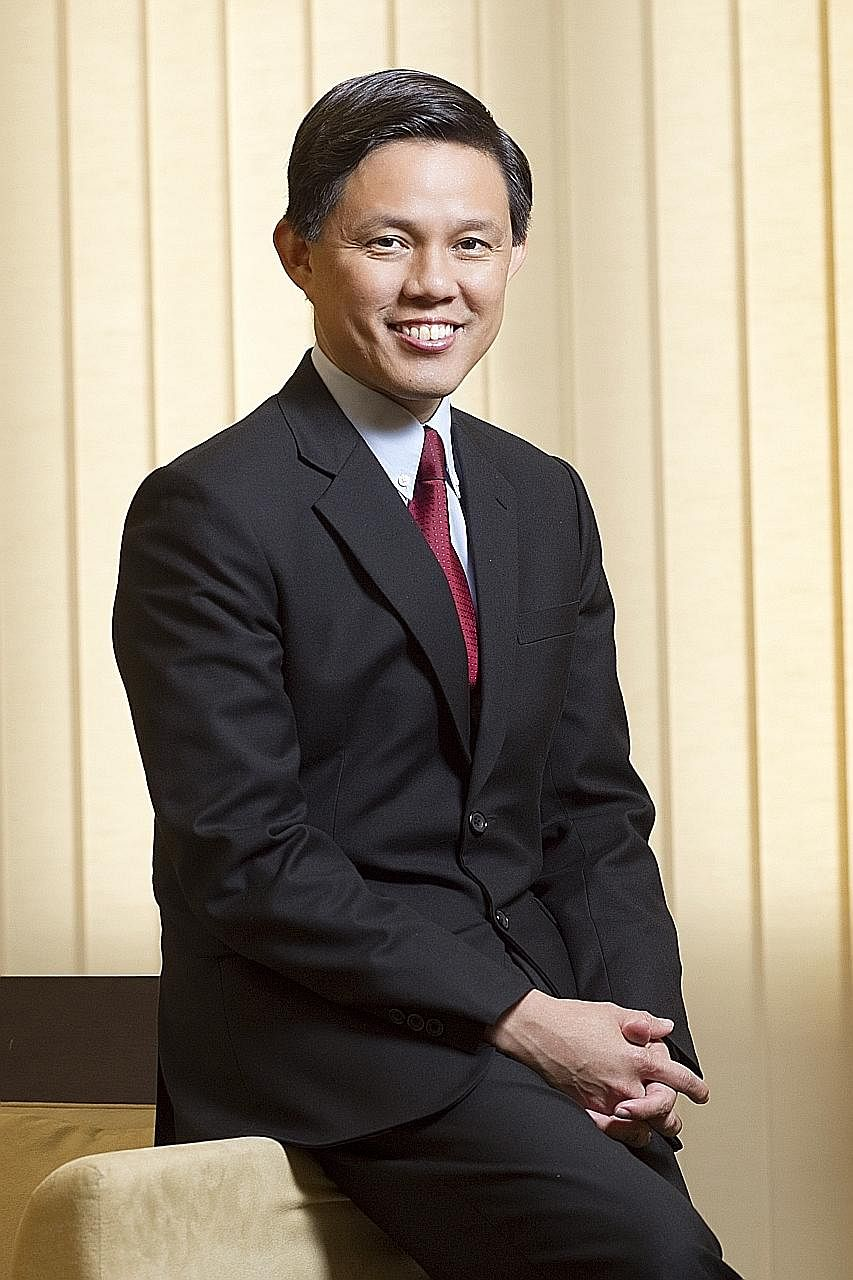 Minister in the Prime Minister's Office Chan Chun Sing said that people and the Government must work together to keep Singapore successful, and this must be grounded by a strong sense of trust and unity.