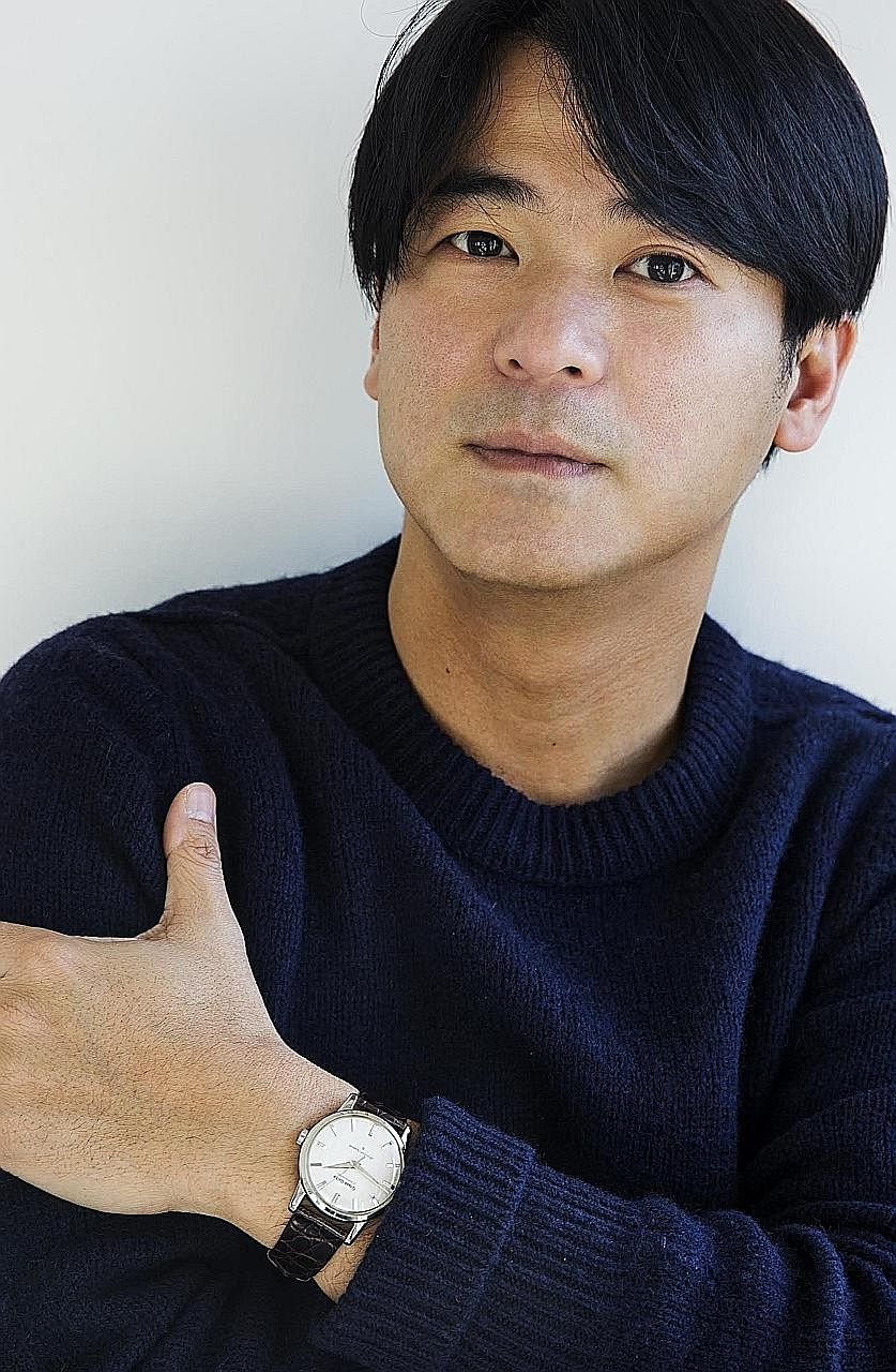 Photographer ND Chow and his very rare Grand Seiko 3180 SS.