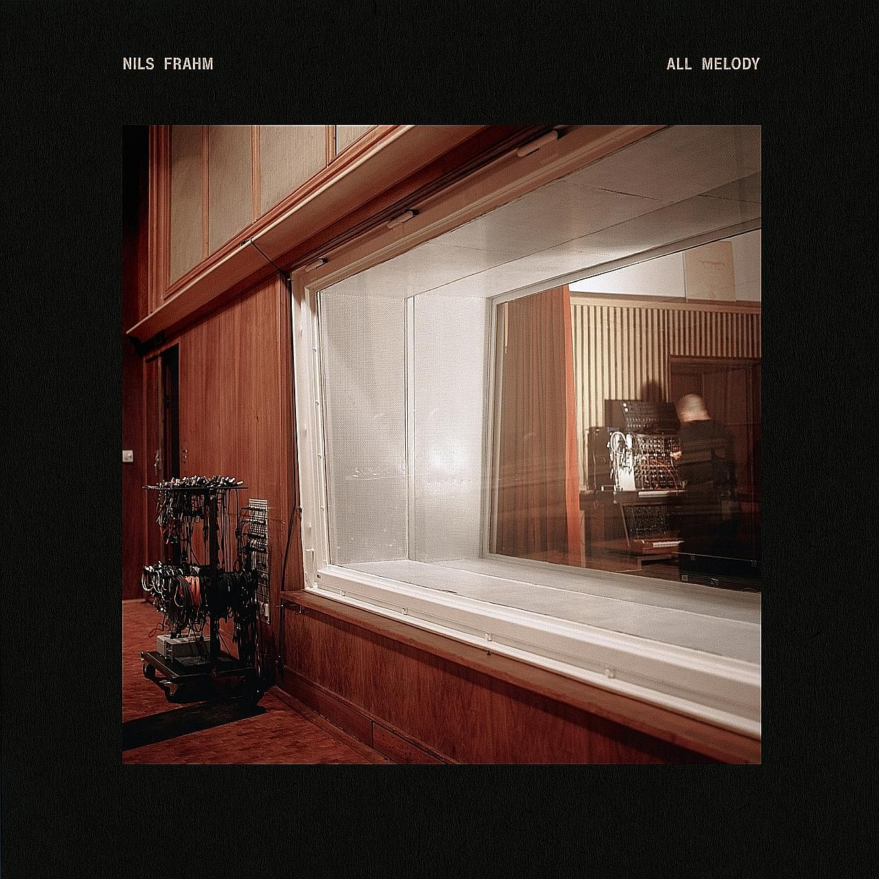 Nils Frahm spent two years recording All Melody in the Saal 3 studio in Berlin.