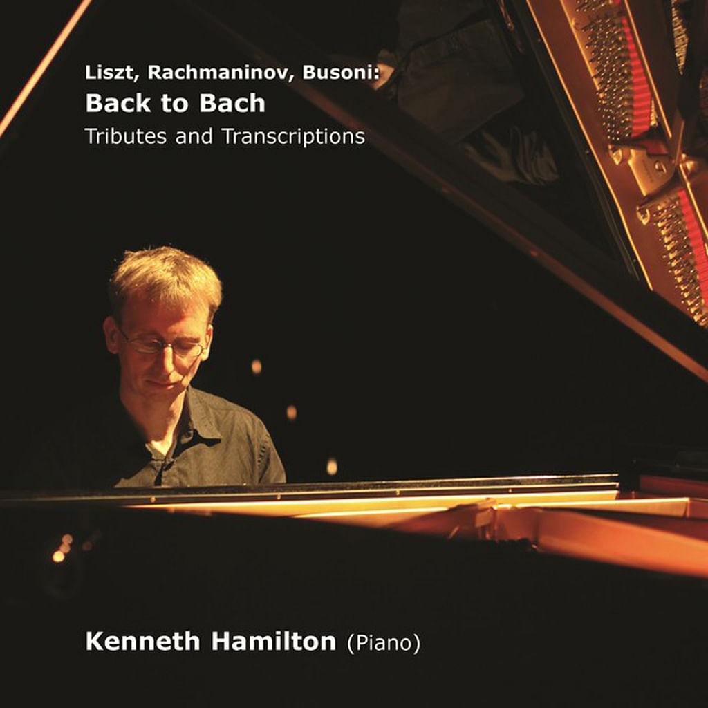 Hot tracks: Back To Bach by Kenneth Hamilton, Lifestyle News
