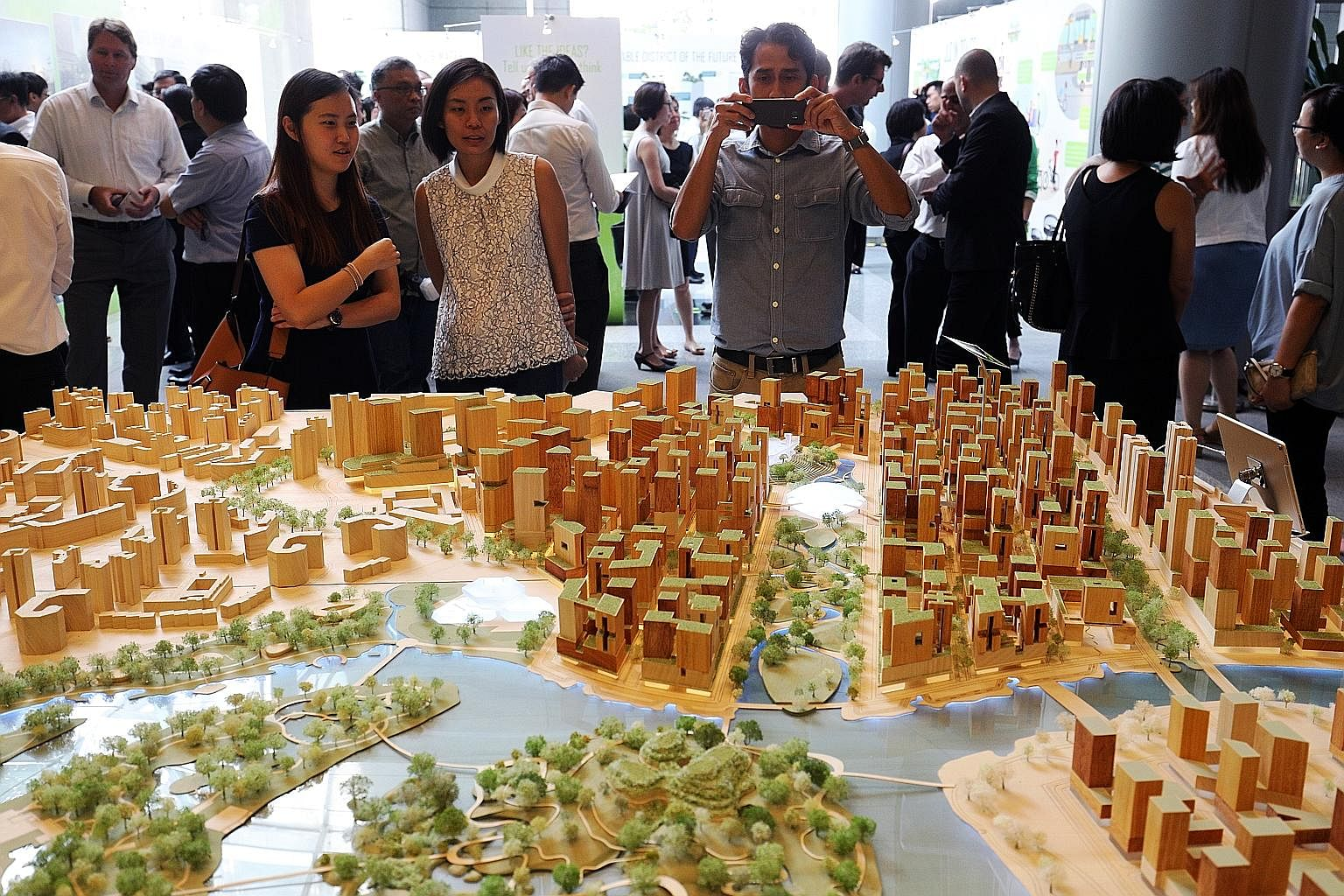 The Punggol Digital District masterplan aims to transform the area into a hub for the digital economy's key growth sectors. The district will also serve as a test bed for a slew of new features and planning practices. The zoning rules - which affect