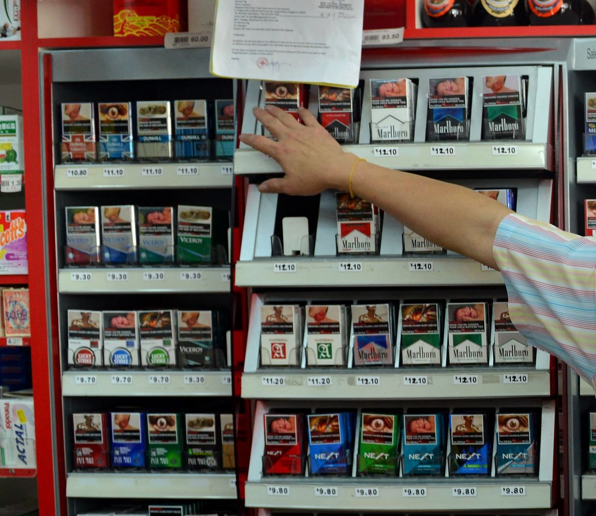 8da56f7fd8 MOH seeks public feedback on standardised tobacco packaging with bigger  graphic health warnings, Health News & Top Stories - The Straits Times