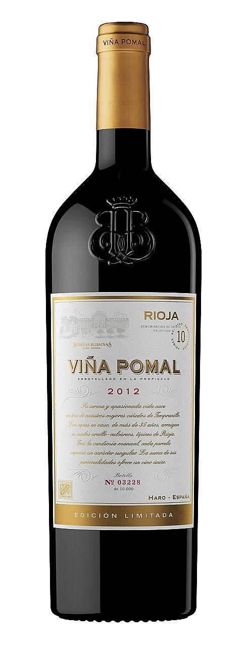 Only 10,000 bottles of Vina Pomal Edicion Limitada 2012, by winemaker and director of Rioja winery Vina Pomal Alejandro Garcia Lopez (above), have been produced.