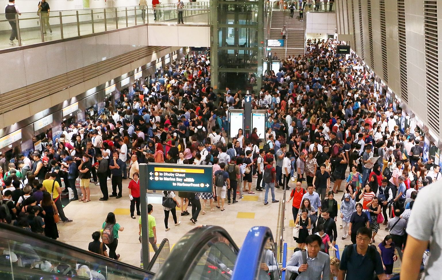 Major MRT faults remain at record high but overall distance