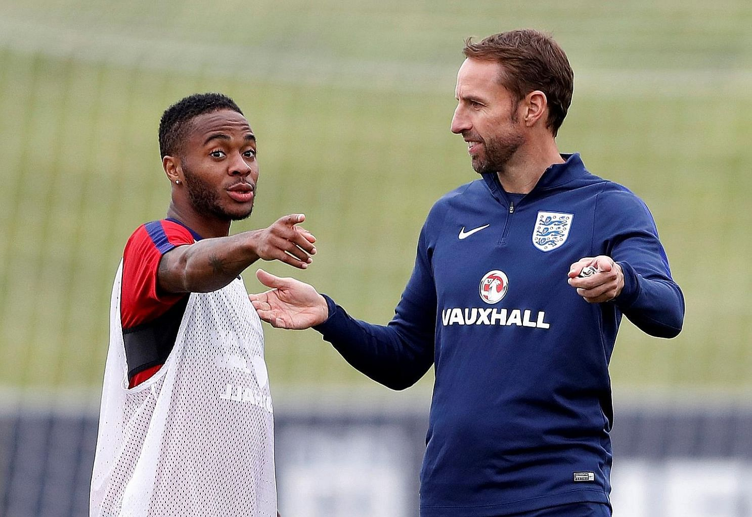 Gareth Southgate has failed to get the best out of Raheem Sterling, with the player's most recent international goal coming against Estonia in 2015. It is an issue the England manager must try to solve ahead of the World Cup Finals in Russia in June.