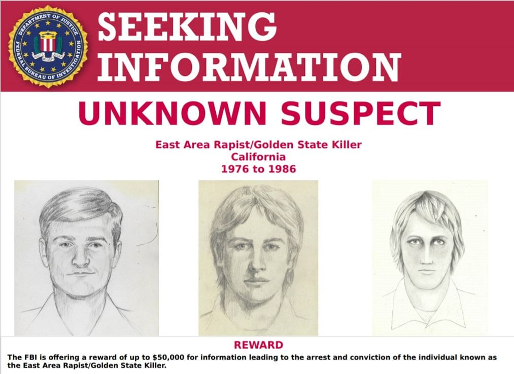 Golden State Killer' suspect arrested in one of the worst