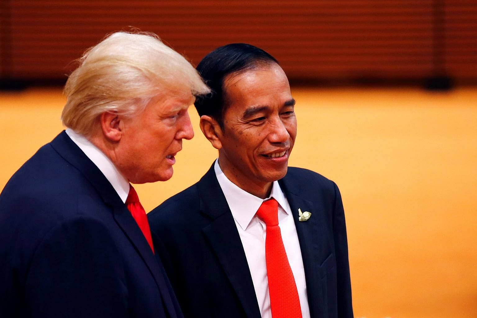 Indonesia offers to host trump kim summit president jokowi se asia indonesia offers to host trump kim summit president jokowi se asia news top stories the straits times reheart Choice Image