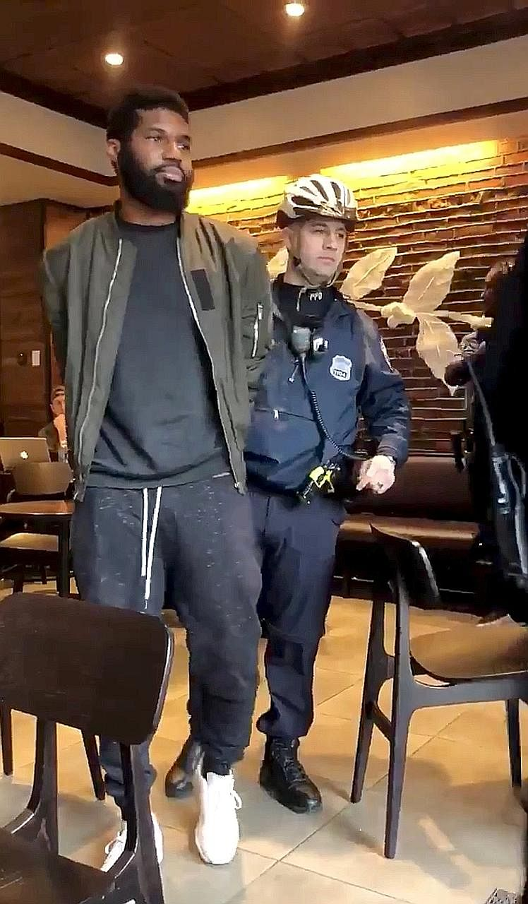 Videos that captured the arrest of the two men have been viewed millions of times on social media. The arrests prompted a #BoycottStarbucks campaign and protests at the shop in Philadelphia's Centre City.