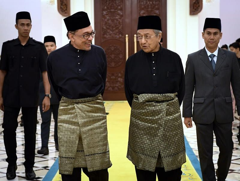 Image result for The New Pakatan Government