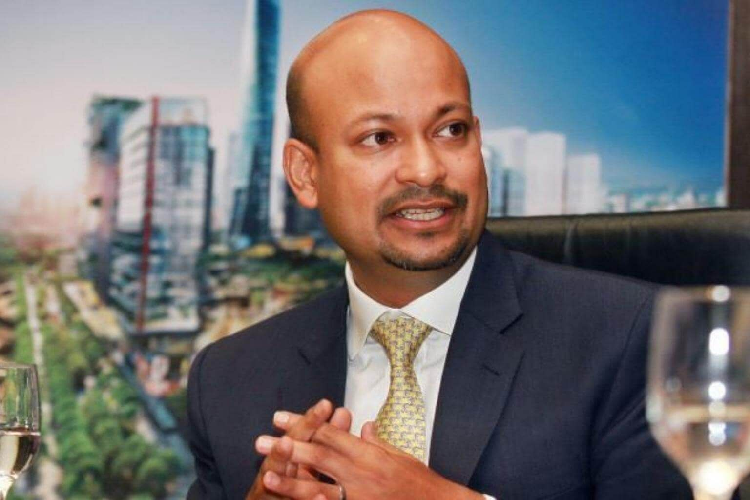 Mdb President Arul Kanda Considering Legal Action Against Finance Minister Over Personals Se Asia News Top Stories The Straits Times