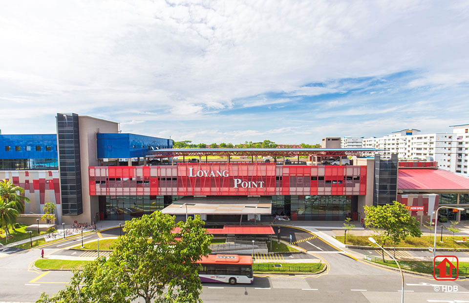 The Jovell amenities Loyang Point