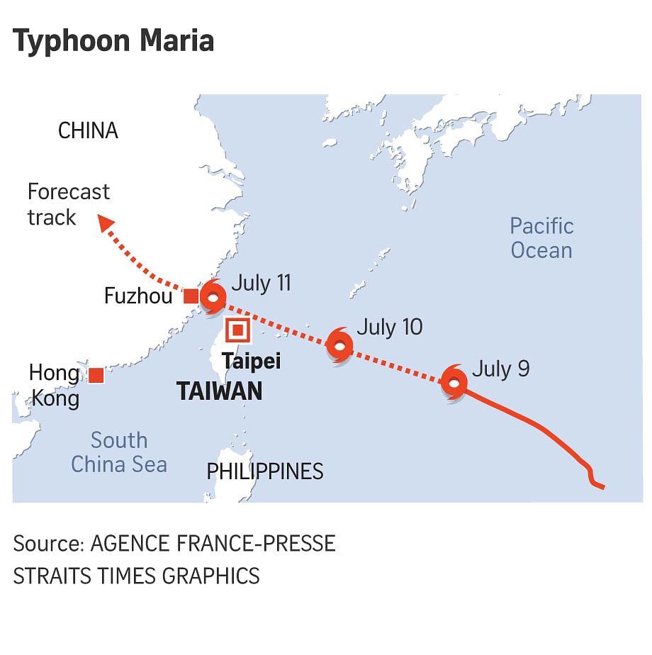 Resultado de imagen para Typhoon Maria