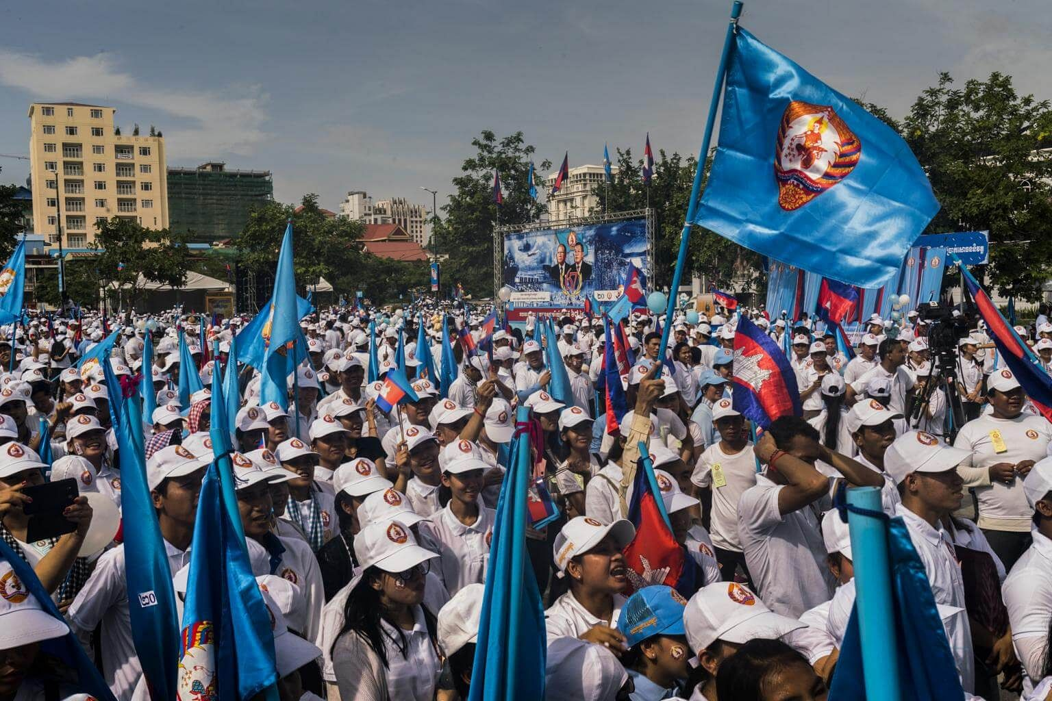 cambodia ruling party claims - 880×587