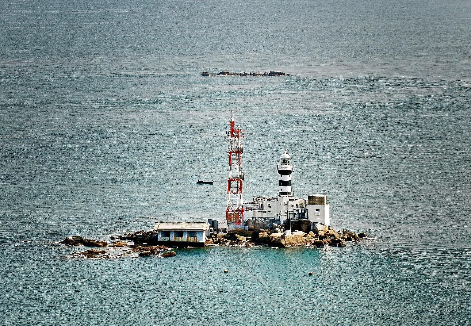 """Singapore argued that the """"new facts"""" Malaysia relied on were already known to Malaysia - its legal team had made full arguments before the ICJ on such """"facts"""" in the original case over the sovereignty of Pedra Branca (above)."""