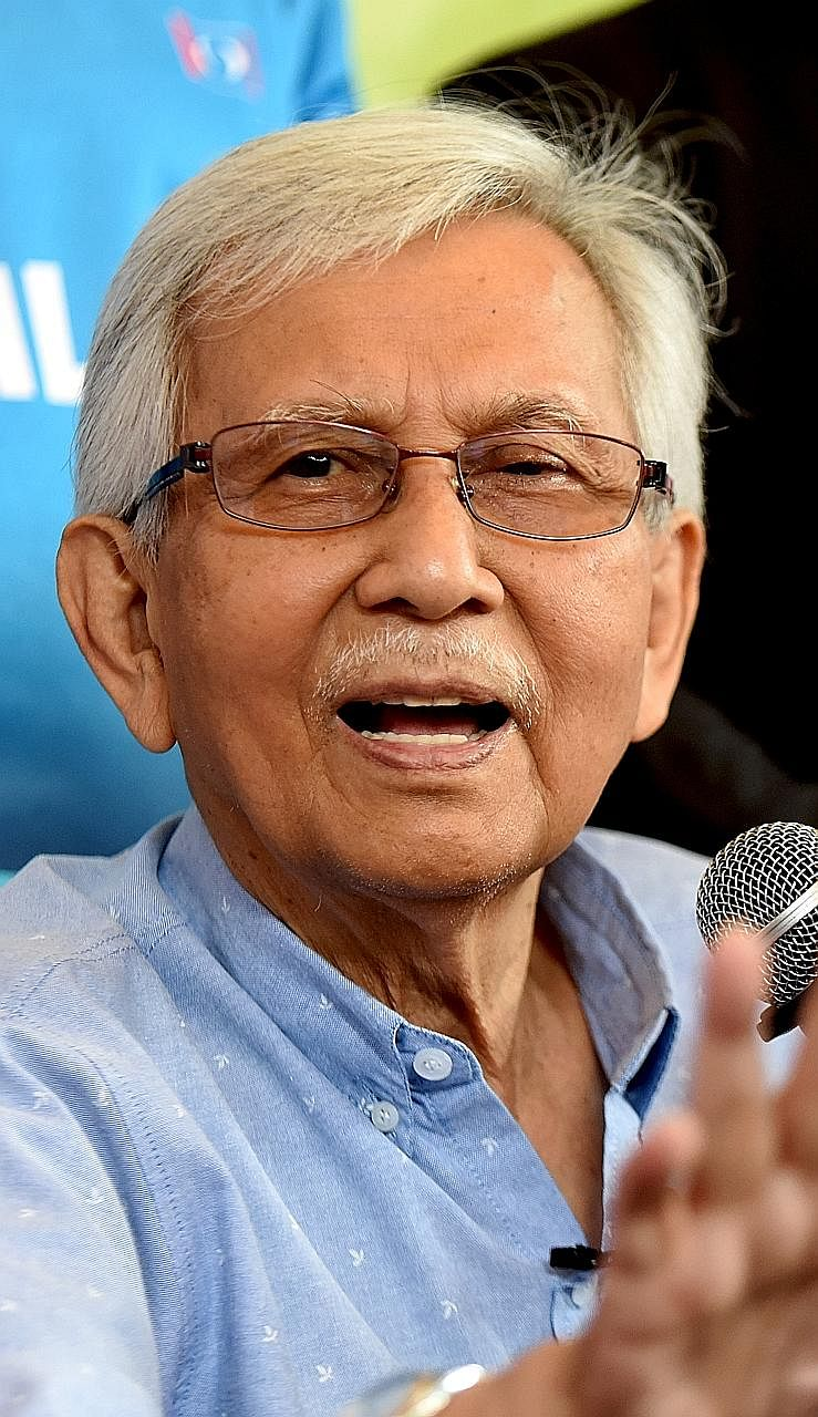 Tun Daim Zainuddin's expertise in civil service matters could be tapped, say sources.