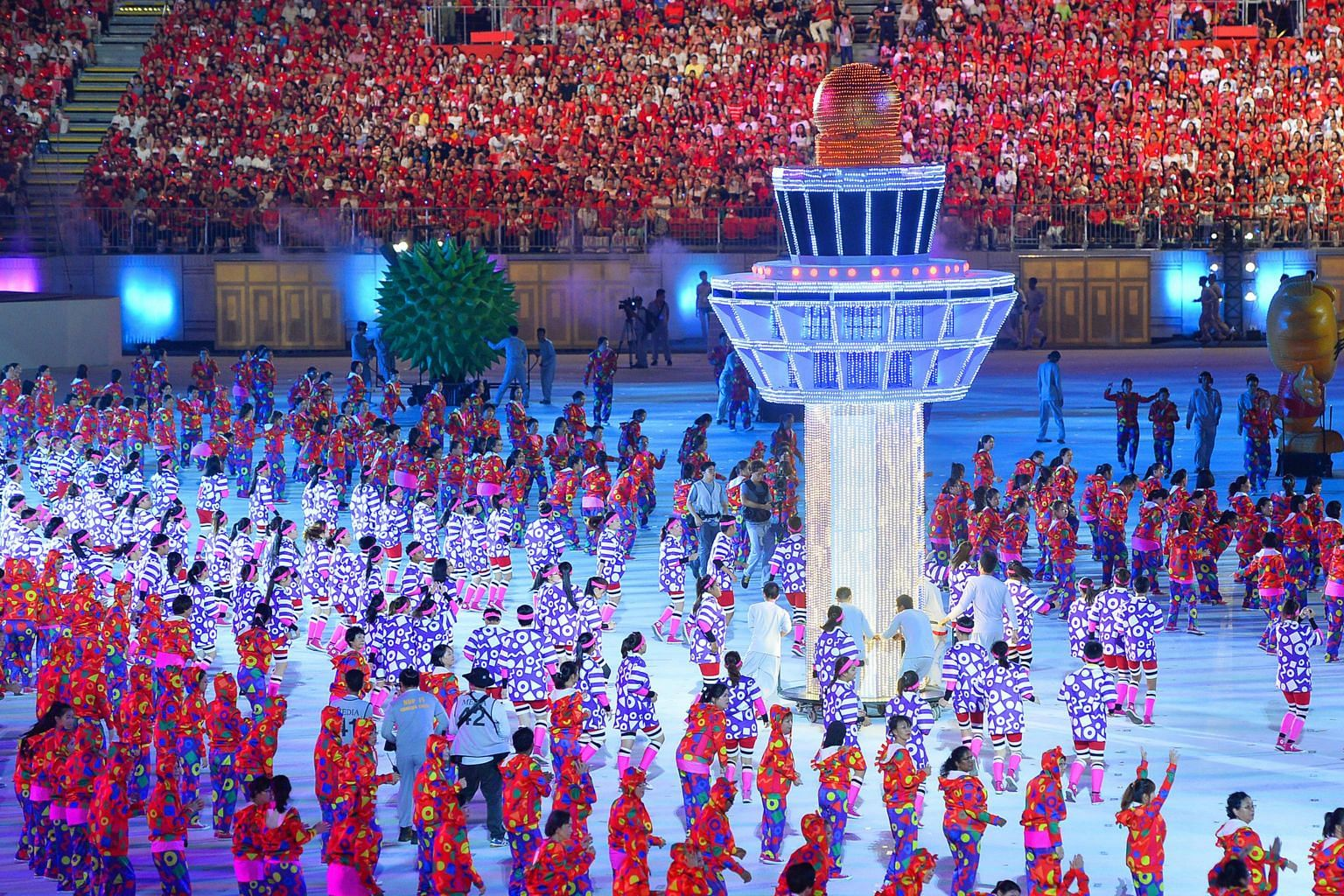NDP will return to the Padang in 2019 as Singapore commemorates