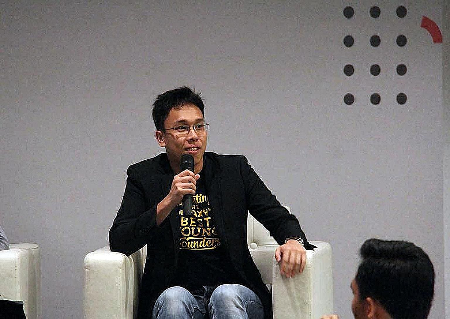 For Mr Khairul Rusydi, co-founder of Reactor, home is a place where people can help one another and form a community.