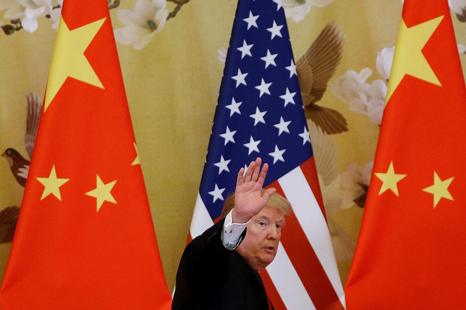 USA  wages trade war on China with new $200bn tariffs