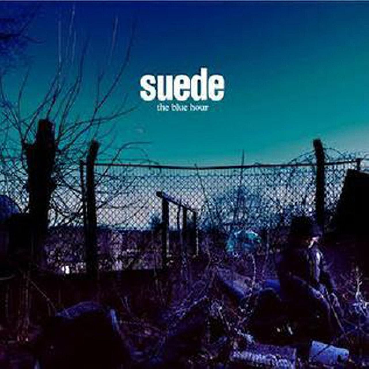 The regrouped Suede deliver a grand operatic album in The Blue Hour.