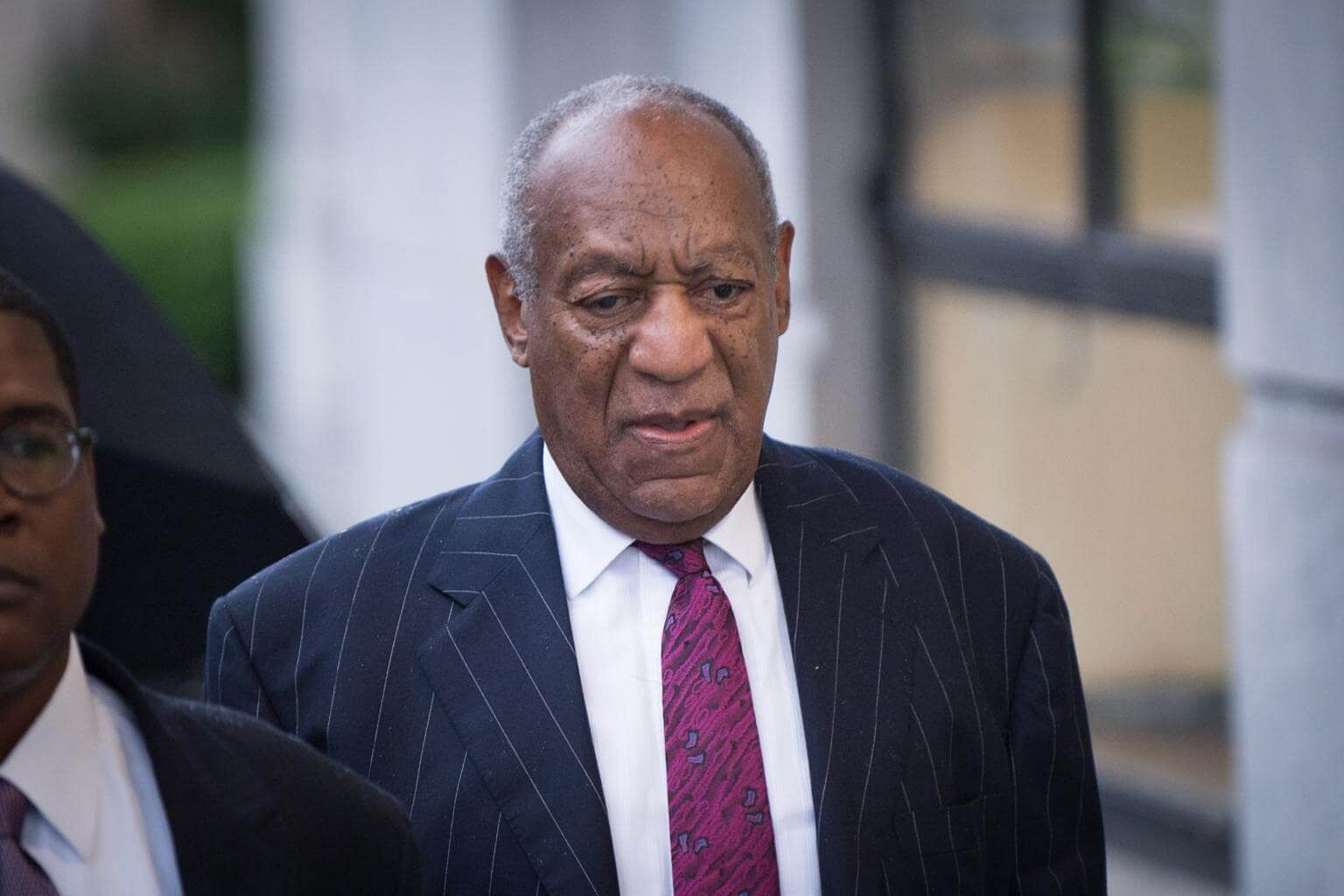 Bill Cosby spends first night in prison, takes new mugshot; accuser happy with sentence