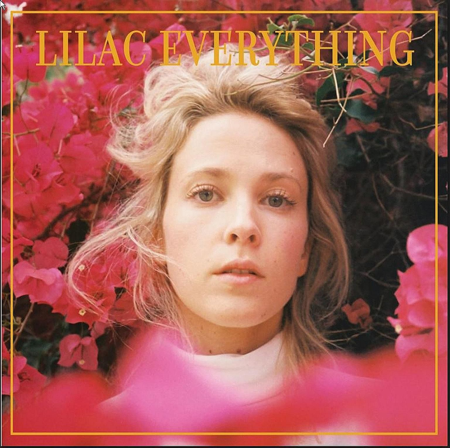Emma Louise pitched her voice lower for her third album, Lilac Everything.